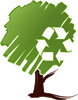 Green waste recycling, tree surgery, Ireland, Dublin, Kildare,